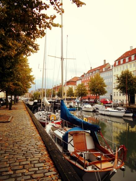 Fall in Copenhagen