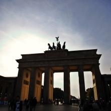 A Brandenburg Gate