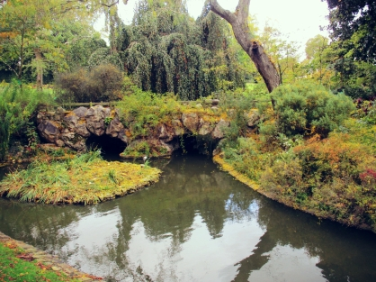 Nantes has lots of beautiful gardens and parks to explore.
