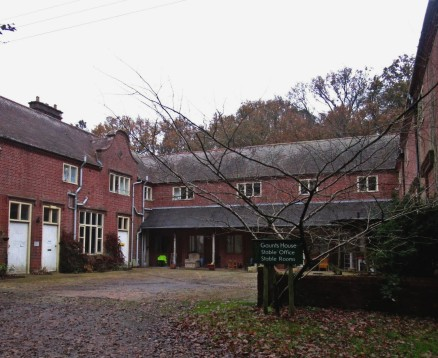 The stables are now used for extra guest rooms and wwoofer accommodation.